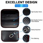Anti-Theft Key Pouch for Car sk© Security SAVER SALE