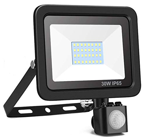 Govee 30w Security Lights With Motion Sensor Super Bright