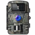 Victure IP66 Wildlife Trail Camera 12MP 1080P HD Infrared Cam with Night Vision and 2.4'' LCD Display for Outdoor and Home sk© Security SAVER SALE Surveillance