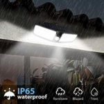 100 LED IP65 Waterproof sk© Security SAVER SALE Solar Wall Light