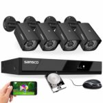 [Audio] SANSCO Full HD 1080p PoE CCTV Home Security Camera System